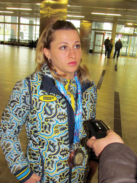 Украинские тяжелоатлетки завоевали десять наград на чемпионате Европы в Тель-Авиве