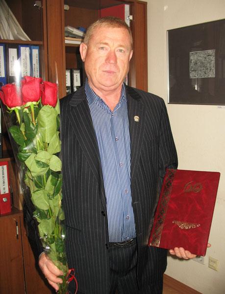 Виктору Романчуку присвоено почетное звание «Заслуженный работник физической культуры и спорта»