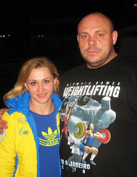 Лидеров встретили и морально поддержали. Артем Удачин и Юлия Калина вернулись домой