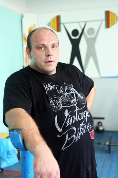 Первый муниципальный рассказал о тренировке и планах Артема Удачина