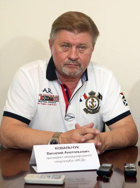 Виталий Ковальчук: «Для успеха украинского спорта нужна стабильность»