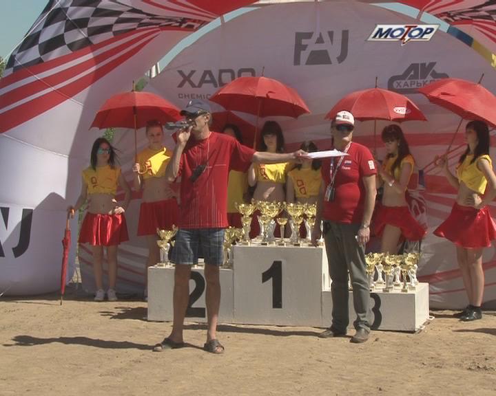 Сенсационная победа юного спортсмена в автокроссе, выпуск «Мотор-ТВ»: