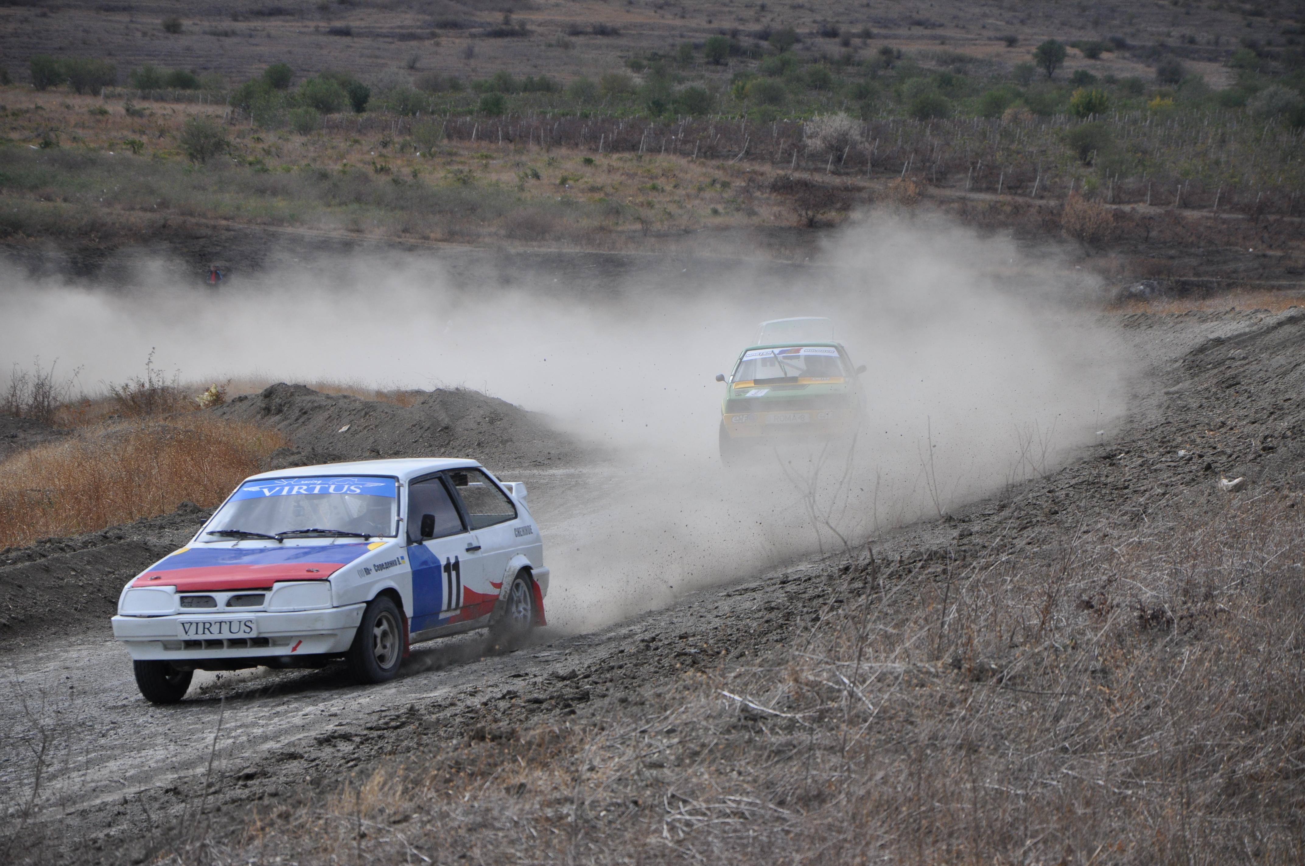 Автокросс, итоги сезона 2013