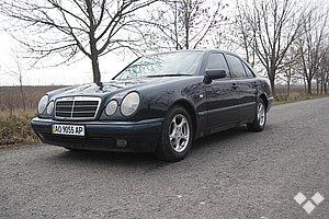 Mercedes-Benz E-Class E 200 CLASSIC