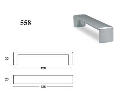 Мебельные ручки REI «558»