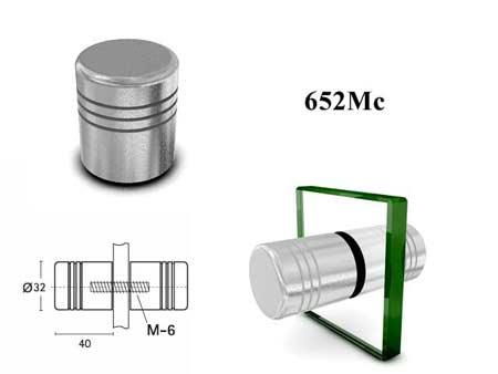 Мебельные ручки REI «652Mc/Pc»