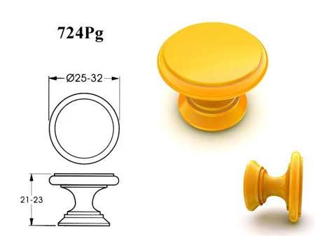 Мебельные ручки REI «724Pg»
