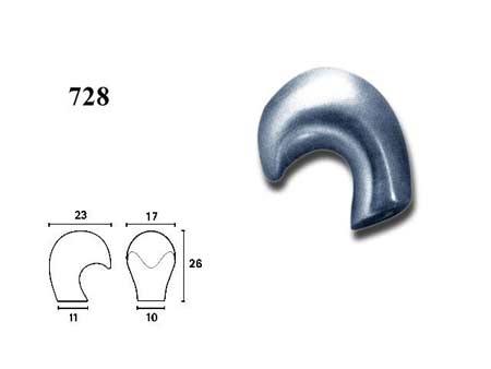 Мебельные ручки REI «728»