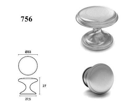 Мебельные ручки REI «756»