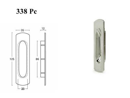 Мебельные ручки REI «338 Рс»