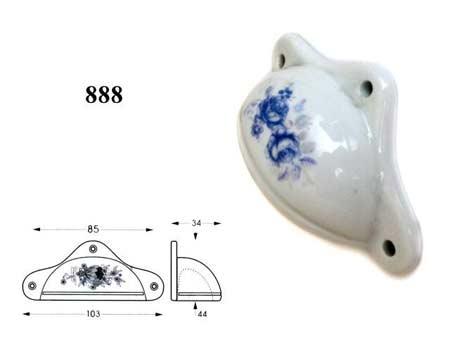 Мебельные ручки REI «888»