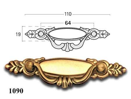 Мебельные ручки REI «1090»