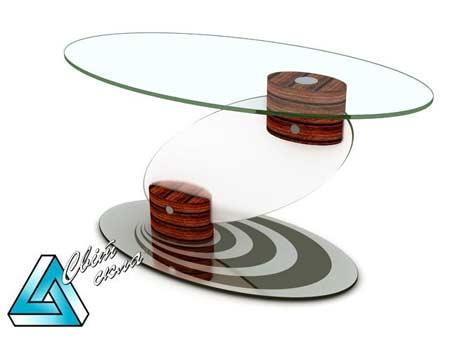 Журнальные столы «Капля»
