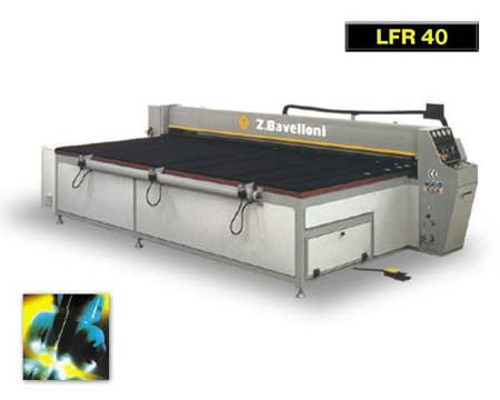машины для резки стекла «LFR 40»