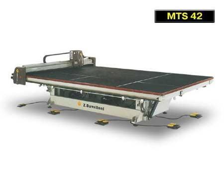 машины для резки стекла «MTS 42»