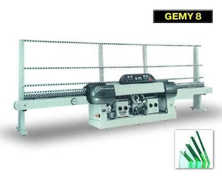 Машины для торцевания стекла «GEMY 6»