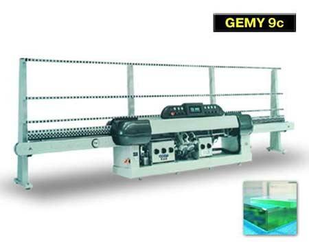 Машины для торцевания стекла «GEMY 8»
