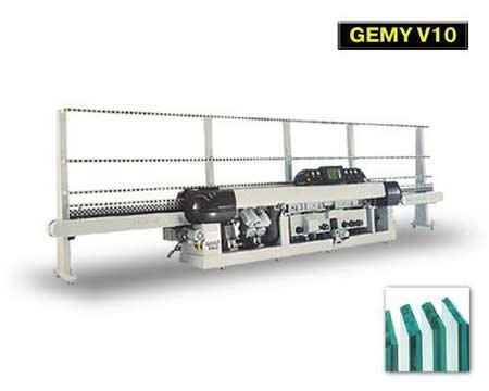 Машины для торцевания стекла «GEMY 9C»