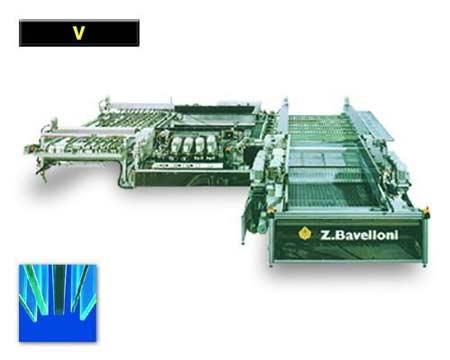 Машины для торцевания стекла «GEMY V10»