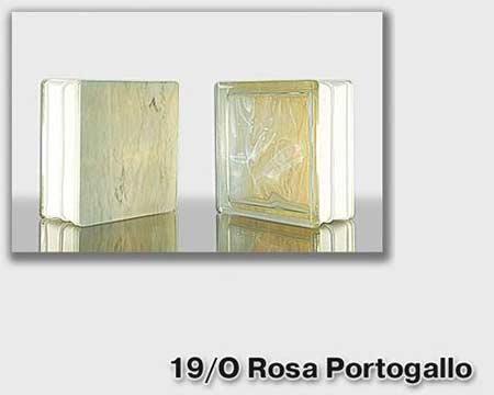 Vetroarredo Италия «19/O Rosa Portogallo»