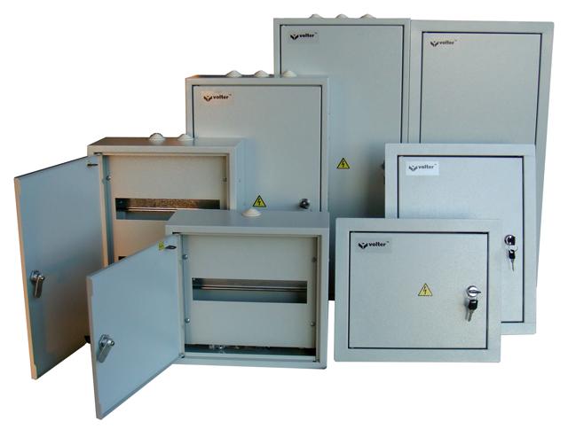 Металлический электрощит – особенности конструкции
