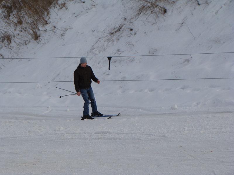 5  Лыжная трасса в Мариуполе 2010.01.31