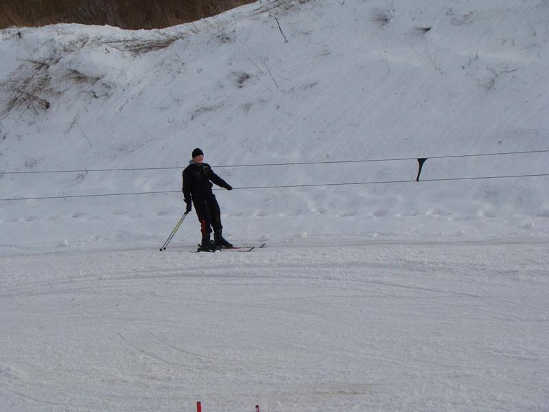 6  Лыжная трасса в Мариуполе 2010.01.31