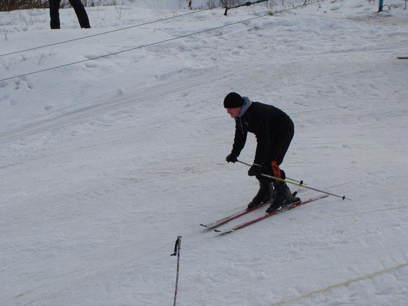 7  Лыжная трасса в Мариуполе 2010.01.31