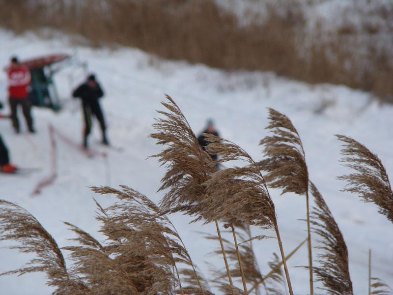 8  Лыжная трасса в Мариуполе 2010.01.31