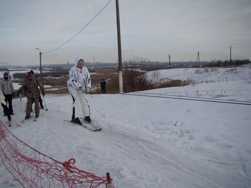 9  Лыжная трасса в Мариуполе 2010.01.31