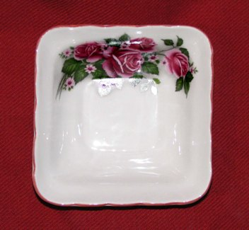 Салатник 270 Букет роз