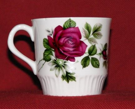Поясок 350 Черная роза