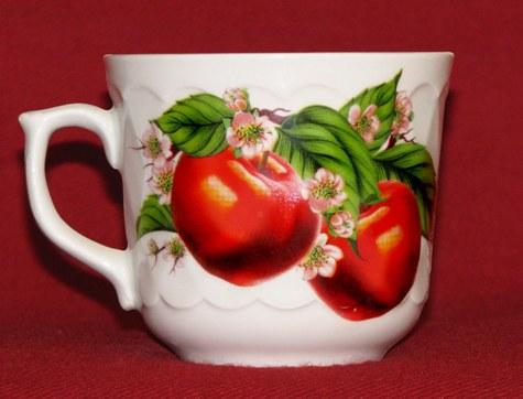 Тюльпан 350 Яблоко