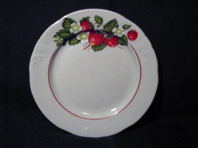 Тарелка Свадебная, мелкая 200 мм