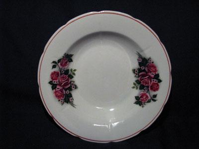 Тарелка Свадебная, глубокая 240 мм