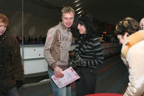День влюбленных, 2009г.