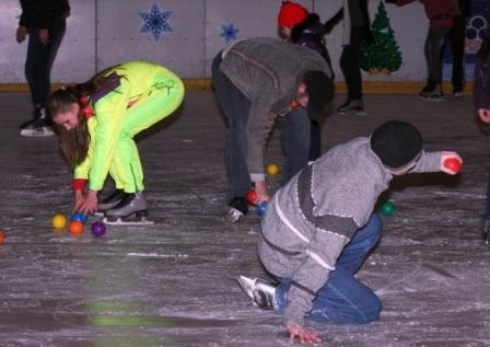 Детские утренники на льду