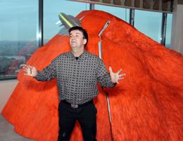Эпатаж вам в руки! Мастера современного искусства осознали ироничную реальность Донецка