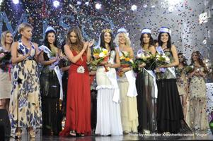 Модный приговор. «Мисс Донбасс Оpen 2011» стала будущая судья