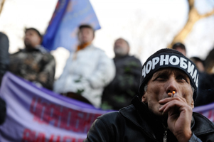 Донбасс пишет Тигипко. Чернобыльцы будут следить за выборами
