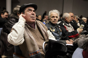 Зона отчуждения. Чернобыльцы Донбасса объявили голодовку