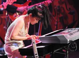 Музыка, которая лечит. Кейко Мацуи: «Мечтаю написать музыку для украинского фильма»