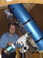 Тротуарная астрономия. Дончанин Александр Плаха десятки лет грезит космосом и другим советует