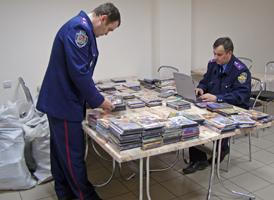 В луганской области выявили «пиратов»-рекордсменов