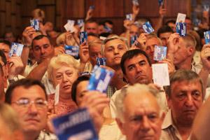 Партия регионов определилась с будущим мэром Донецка
