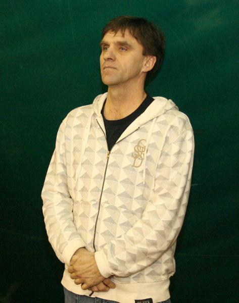Виктор Крыжановский: