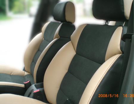 Изменение анатомии сидений